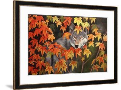 The Forest Ghost-Graeme Stevenson-Framed Giclee Print
