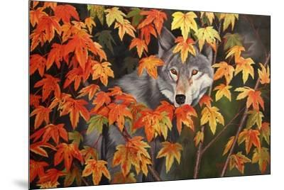 The Forest Ghost-Graeme Stevenson-Mounted Giclee Print