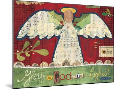 Christmas Collage 3-Holli Conger-Mounted Giclee Print
