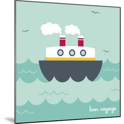 Bon Voyage-Holli Conger-Mounted Giclee Print