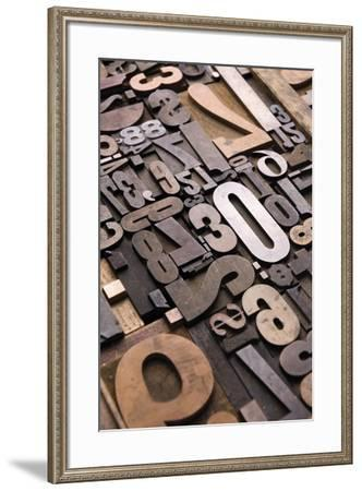 Typography Photography 11-Holli Conger-Framed Giclee Print