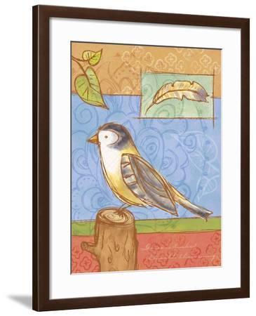 Sketched Nature 3-Holli Conger-Framed Giclee Print