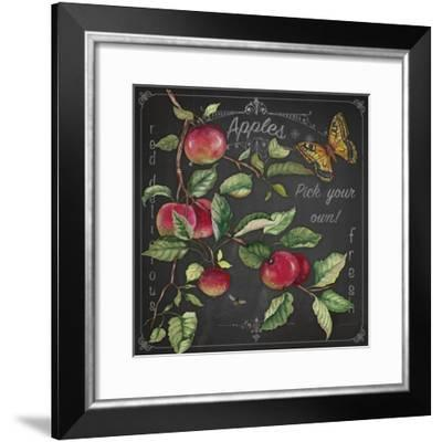 JP3913-Apples-Jean Plout-Framed Giclee Print