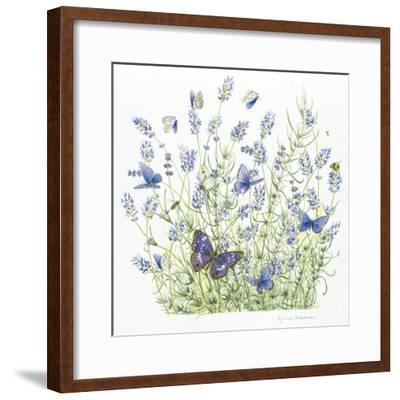 Lavender-Janneke Brinkman-Salentijn-Framed Giclee Print