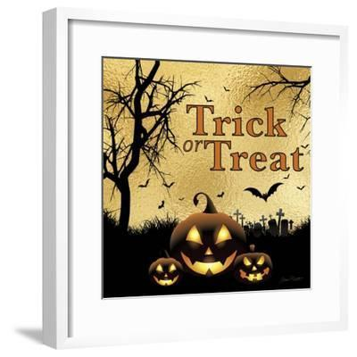 Halloween Sign 3-Jean Plout-Framed Giclee Print