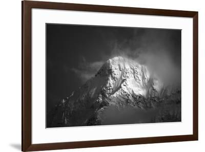 White Mountain-Jason Matias-Framed Giclee Print