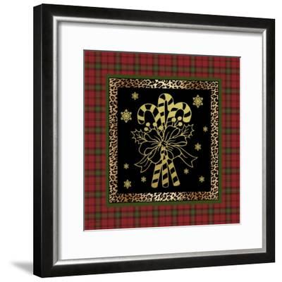 JP3698-Rustic Christmas-Jean Plout-Framed Giclee Print