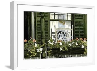 Late Summer Sun-John Morrow-Framed Giclee Print