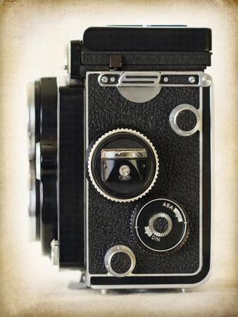Rolleiflex 3-Jessica Rogers-Framed Giclee Print