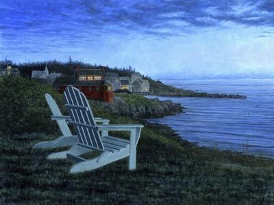 Night Watch-John Morrow-Framed Giclee Print