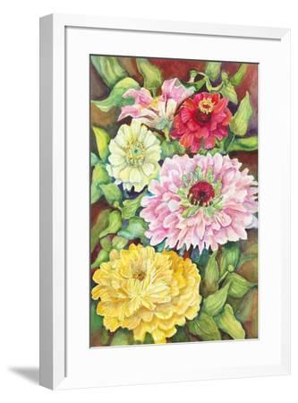 Last Shades of Summer-Joanne Porter-Framed Giclee Print