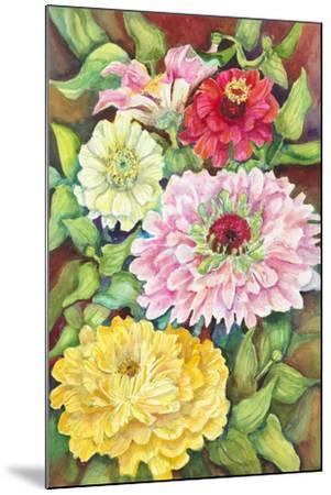 Last Shades of Summer-Joanne Porter-Mounted Giclee Print