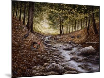 Gobbler Run-John Morrow-Mounted Giclee Print