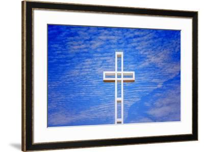 Soledad Cross-Joseph S Giacalone-Framed Giclee Print