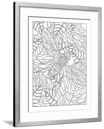 Insects 31-Kathy G. Ahrens-Framed Giclee Print