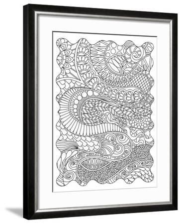 Florals 43-Kathy G. Ahrens-Framed Giclee Print