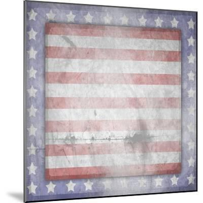 American Born Free Sign Collection V13-LightBoxJournal-Mounted Giclee Print