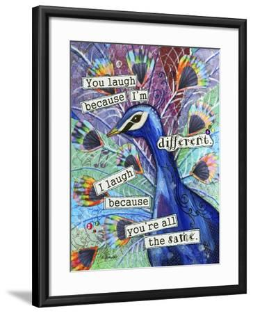 Pete-Let Your Art Soar-Framed Giclee Print