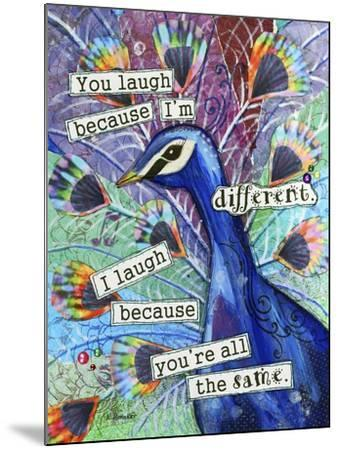 Pete-Let Your Art Soar-Mounted Giclee Print