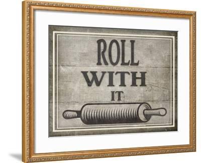 Roll With It BK-LightBoxJournal-Framed Giclee Print