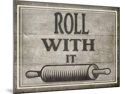 Roll With It BK-LightBoxJournal-Mounted Giclee Print