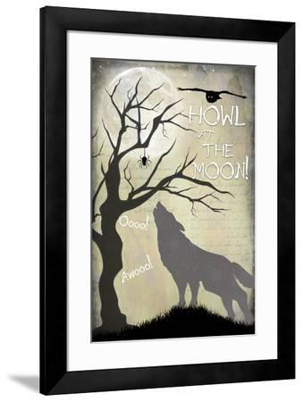 Say Boo 04-LightBoxJournal-Framed Giclee Print