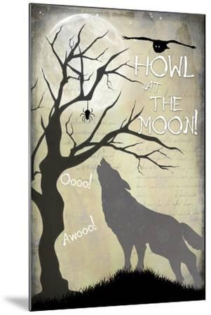 Say Boo 04-LightBoxJournal-Mounted Giclee Print