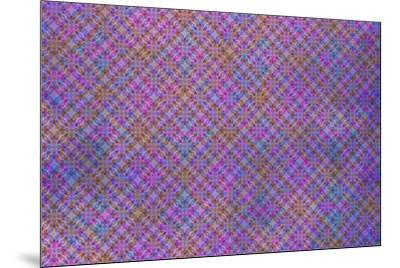 Cherry Blu Pattern 04-LightBoxJournal-Mounted Giclee Print