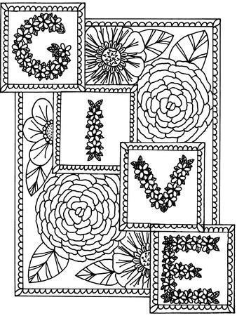 Creative Wellness 24-Laura Miller-Framed Giclee Print