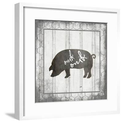 MyFarmMyWay V5 1-LightBoxJournal-Framed Giclee Print