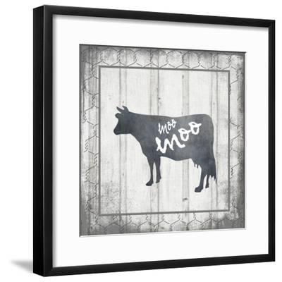 MyFarmMyWay V5 4-LightBoxJournal-Framed Giclee Print