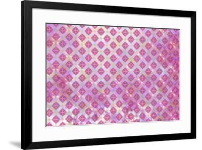 Cherry Blu Pattern 06-LightBoxJournal-Framed Giclee Print