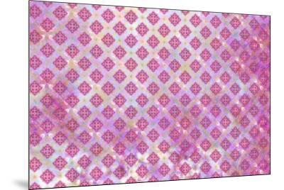 Cherry Blu Pattern 06-LightBoxJournal-Mounted Giclee Print