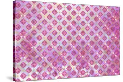 Cherry Blu Pattern 06-LightBoxJournal-Stretched Canvas Print