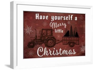 25 Days Til'Christmas 017-LightBoxJournal-Framed Giclee Print
