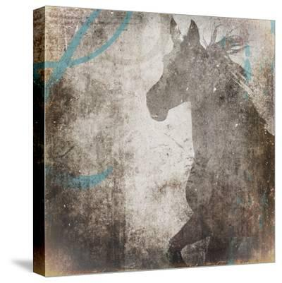 GypsyHorse Collection V2 1-LightBoxJournal-Stretched Canvas Print