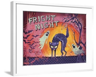 Fright Night-Let Your Art Soar-Framed Giclee Print