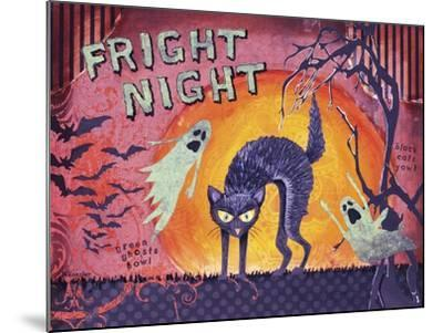 Fright Night-Let Your Art Soar-Mounted Giclee Print