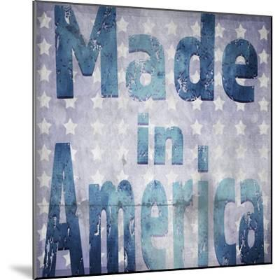 American Born Free Sign Collection V4-LightBoxJournal-Mounted Giclee Print