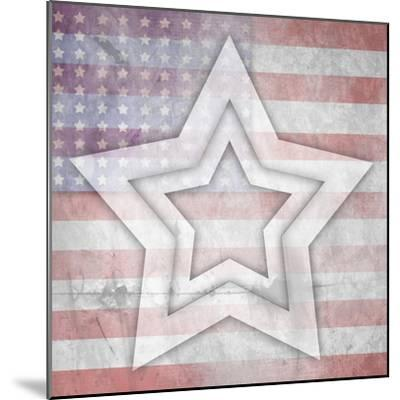 American Born Free Sign Collection V10-LightBoxJournal-Mounted Giclee Print