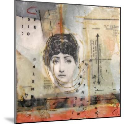 Getting Ready For The Date-lovISart-Mounted Giclee Print