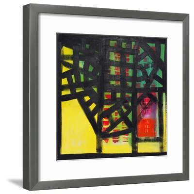 Anger-Madam P-Framed Giclee Print