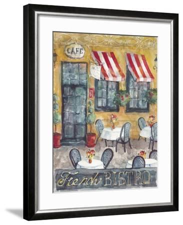 French Bistro-Marietta Cohen Art and Design-Framed Giclee Print