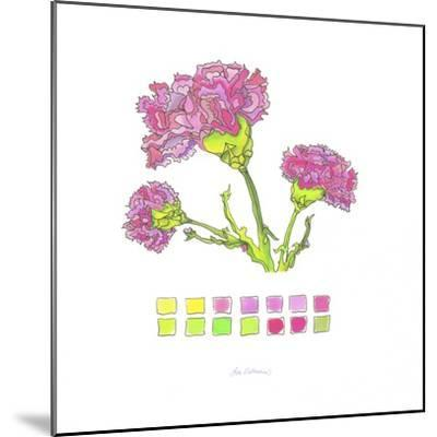 Carnation-Lisa Katharina-Mounted Giclee Print