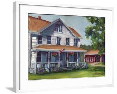 Porch Days-Marnie Bourque-Framed Giclee Print