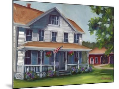 Porch Days-Marnie Bourque-Mounted Giclee Print