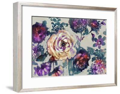 The White Flower-Marietta Cohen Art and Design-Framed Giclee Print