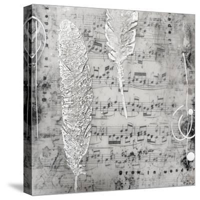 Heaven Sent 2-lovISart-Stretched Canvas Print