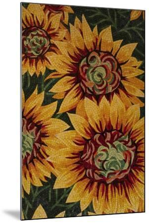 Art Flower-5-Moises Levy-Mounted Giclee Print