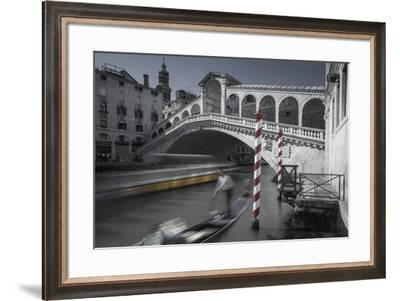 Gondolero-Moises Levy-Framed Giclee Print